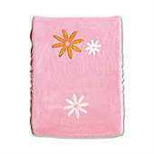 Baby Boum Melow Flower Changing Mat Cover (Gum)