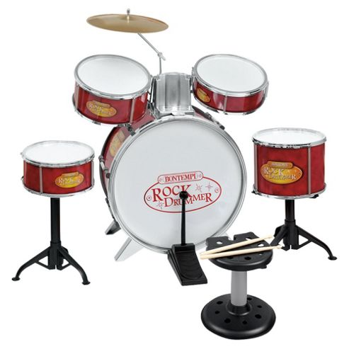Bontempi 6 Piece Drum Set