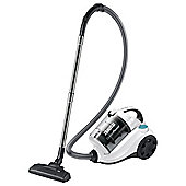 Zanussi ZAN7802EL 1400W Bagless Vacuum Cleaner with Multi Cyclonic Technology