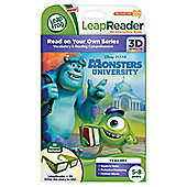 LeapFrog LeapReader Book : Disney Pixar Monsters University