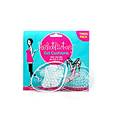 Pretty The Foot Factory One Pair Gel Cushions Foot And Heel Cushions
