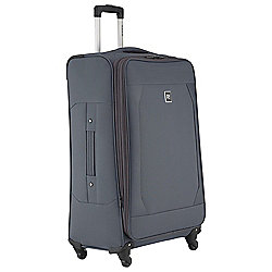 Revelation by Antler Theo 4-Wheel Suitcase, Charcoal Large