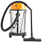 VonHaus Wet and Dry Vacuum Cleaner with Blower 30L 1400W