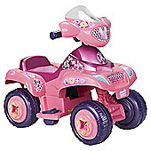 Disney Minnie Mouse Ride-On Quad Bike
