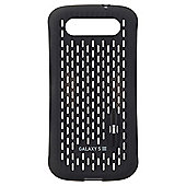 Samsung Metal Look Cool Vent Case Galaxy SIII Black