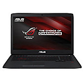 Asus ROG G751 Series G751JT (17.3 inch) Gaming Notebook Core i7 (4850HQ) 2.3GHz 24GB 1TB HDD+ 256GB SSD