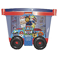 Paw Patrol Filled Sticker Truck