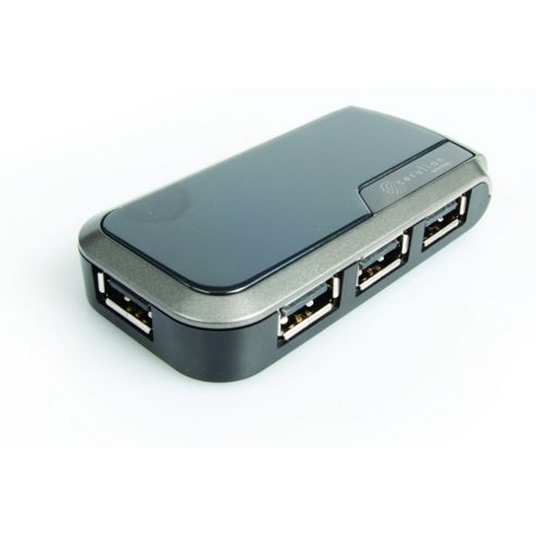 Cerulian 4 Port USB 2.0 Desktop Hub
