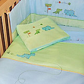 Dormouse Croc and Rumble 4pc Bedding Bale