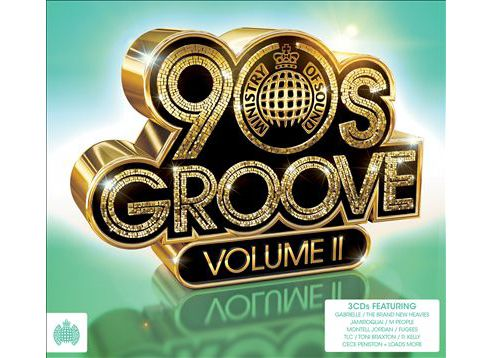 Ministry Of Sound: 90S Groove 2 (3CD)