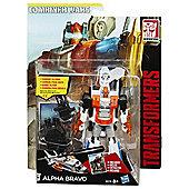 Transformers Combiner Wars Alpha Bravo Figure