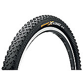 Continental X-King Protection Black Chili Folding Tyre in Black - 26 x 2.4