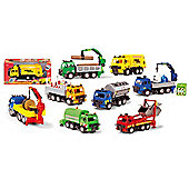 Majorette Kids Mate Heavy City Truck