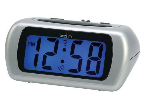 Acctim 12340 Auric Lcd Alarm Clock