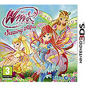 Winx Club: Saving Alfea - Nintendo 3DS
