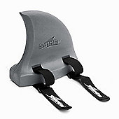 SwimFin Grey Shark Child Swimming Aid