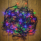 Noma Static LED Lights MULTI-COLOURED X100