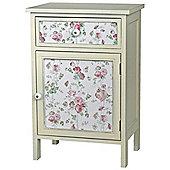 Originals Rose 1 Drawer Bedside Table - Right Side
