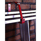 TB Davies Universal Wall Storage Brackets For Extension Ladders & Steps (Pair)