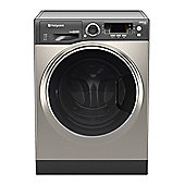 Hotpoint Ultima S-Line Washer Dryer, RD966JGDUK, 9KG load, with 1600 rpm - Graphite