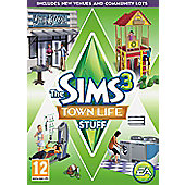 The Sims 3: Town Life Stuff (PC)