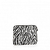 Kipling Digi Touch Sleeve iPad Tablet Case Cover Black Zebra