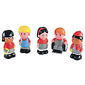 Early Learning Centre Happy School Children Figures