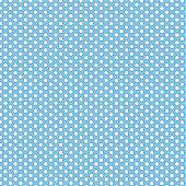 Rex Blue Polkadot Wrap