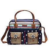 Bebejou Stars and Stripes Changing Bag