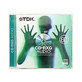 TDK JC P10 T18776 700MB 12x 80 min CD-R Disc