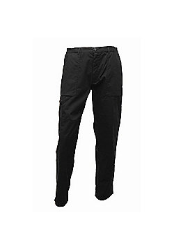 Regatta Mens Action Trousers - Black