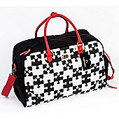 Caboodle Gym Bag (Jigsaw Red)