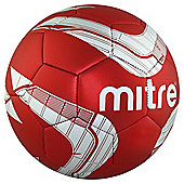 Mitre Flare Size 5 Ball, Red