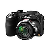 Panasonic DMC-LZ20 Camera Black 16MP 21xZoom 3.0LCD FHD 25mm Leica DC Lens