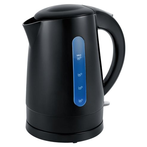 Tesco JKRBP12 3kw Black Plastic Kettle
