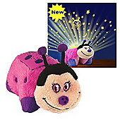 Dream Lites Mini Hot Pink Ladybug