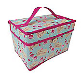 Country Club Small Sewing and Craft Chest, Sew Design, 21 x 14 x 14cm
