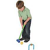 Toyrific Toys 7 Piece Croquet Set