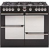 Stoves Sterling R1000GT 100cm Gas Range Cooker in Black