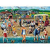 At The Beach - 500pc Puzzle