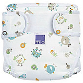 Bambino MioSoft Nappy Cover (Small Nature Calls Spring)