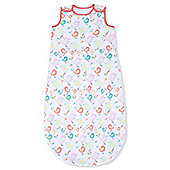 B Baby Bedding Birds Sleeping Bag 2.5Tog Size 0-6 months