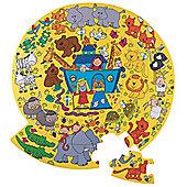 ELC Noah's Ark Circular Puzzle
