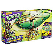 Teenage Mutant Ninja Turtles Blimp Vehicle