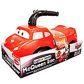 Disney Pixar Cars Light and Sound McQueen Racer Ride-On
