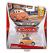 Disney Pixar Cars Diecast Cartney Carsper
