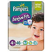 Pampers Active Fit Econ Pack Maxi 46