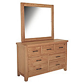 Furniture Link Hampshire 7 Drawer Dressing Chest Set