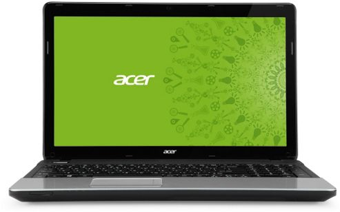 Acer Aspire E1-571-53214G50Mnks (15.6 inch) Notebook PC Core i5 (3210M) 2.5GHz 4GB 500GB DVD-SuperMulti DL WLAN Webcam Windows 8 64-bit (Intel GMA HD)