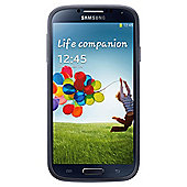Samsung Original Thermoplastic Cover Galaxy S4 Navy